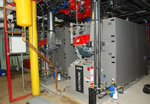heating system boilers